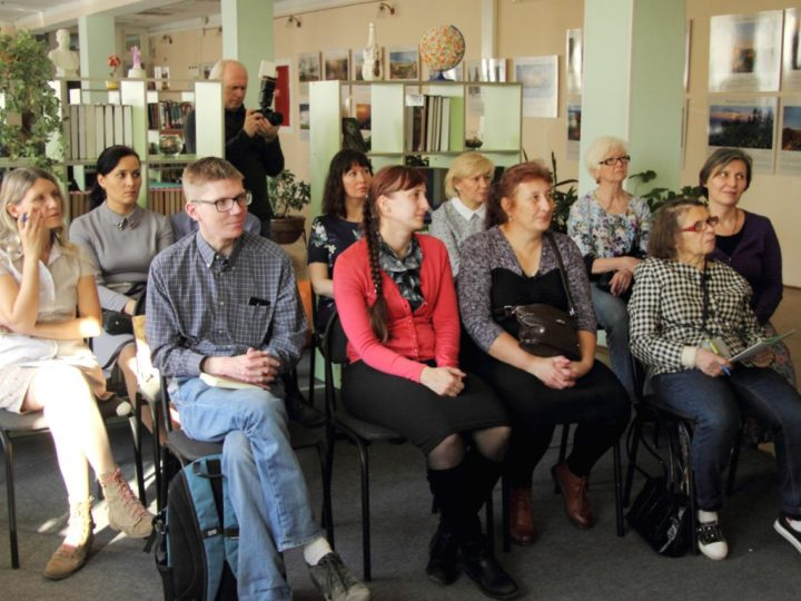 Открыт новый сезон работы Православной гостиной