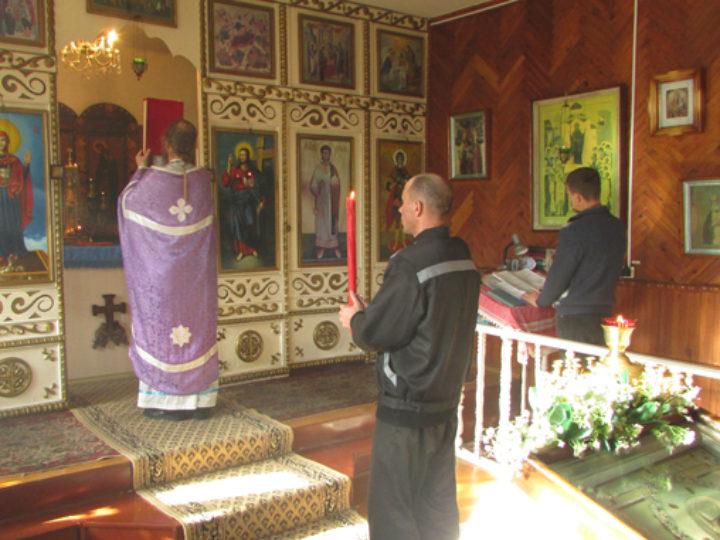 Исправительные учреждения Кузбасса приняли участие во Всероссийской неделе молитвы