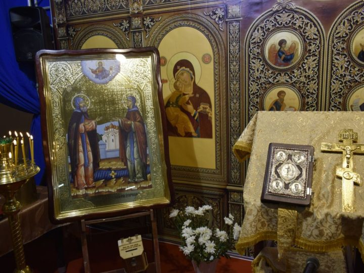 В Новокузнецке состоялось торжественное закрытие православной выставки-ярмарки «От покаяния к воскресению России»