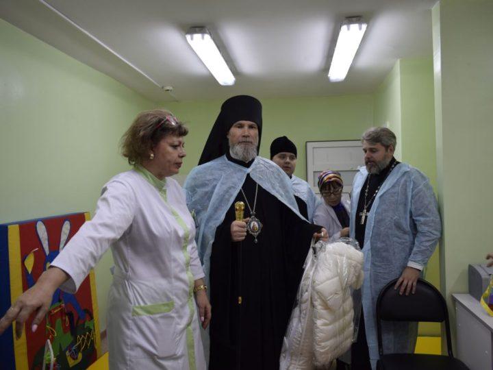 В Новокузнецке прошёл очередной этап благотворительной программы «Вера и милосердие»