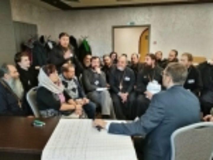 Представители 125 епархий приняли участие в Слете православных обществ трезвости в Москве