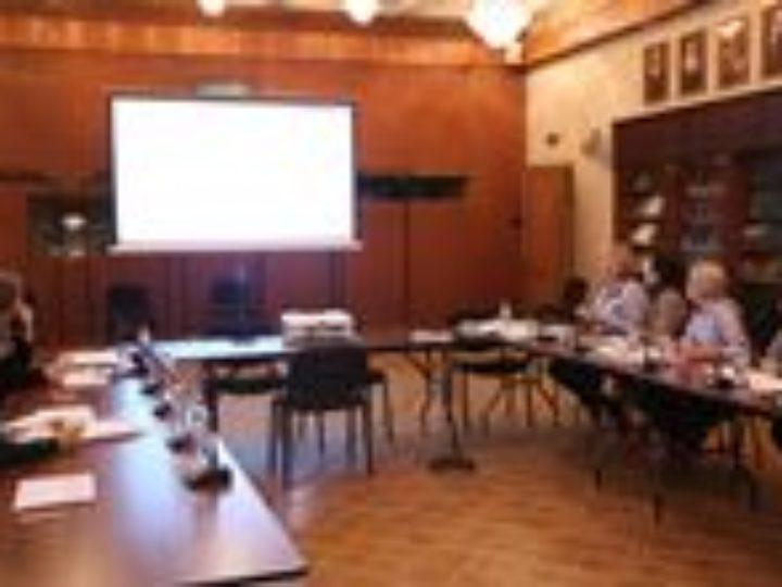 В Издательском Совете прошло заседание экспертов грантового конкурса «Православная инициатива» по направлению «Культура»