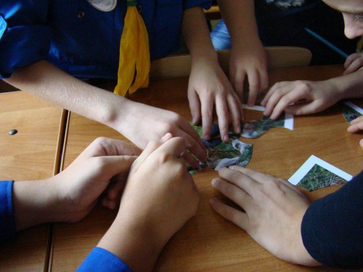 В кемеровском отряде БПС прошла игра под названием «Мы нужны друг другу»
