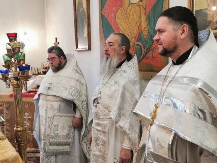 Храм села Борисово отметил престольный праздник