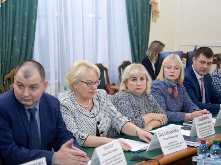 26 ноября 2019 г. Заседание межконфессионального совета