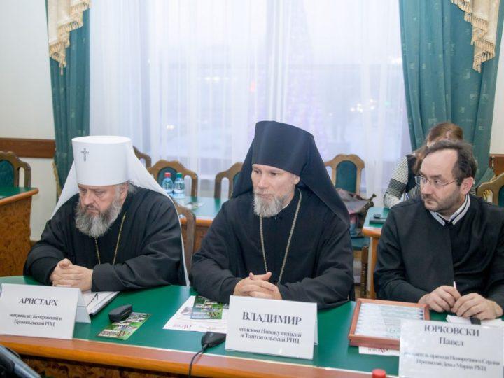 На заседании межконфессионального совета при губернаторе Кузбасса обсудили планы проведения I Кузбасского межконфессионального рождественского фестиваля
