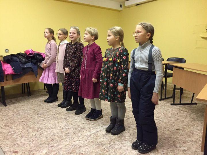 В посёлке Металлплощадка Кемеровского района создан новый отряд православных следопытов