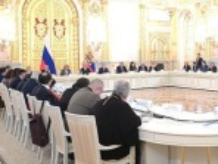 Президент России поддержал идею настоятеля храма на Бутовском полигоне создать реестр массовых захоронений репрессированных