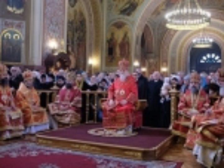 В Краснодаре прошли торжества по случаю 100-летия образования Екатеринодарской епархии