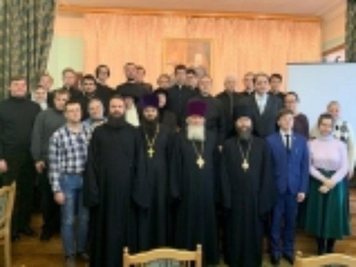 В Перервинской духовной семинарии прошли XVI Платоновские чтения