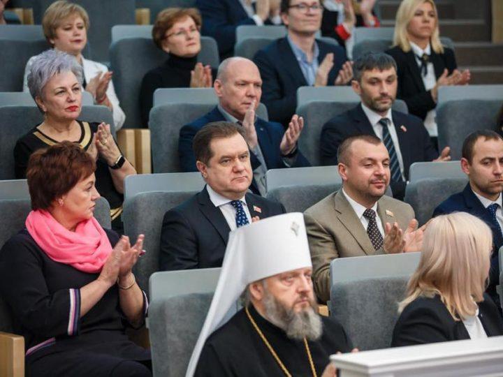 Глава митрополии принял участие в подведении итогов работы Совета по вопросам попечительства в социальной сфере Кузбасса за 2019 год