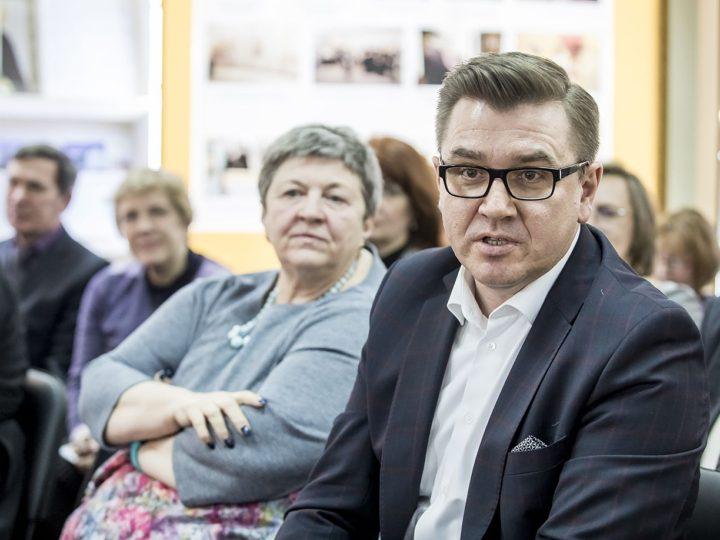 5 декабря 2019: в музее истории Православия на земле Кузнецкой состоялся круглый стол