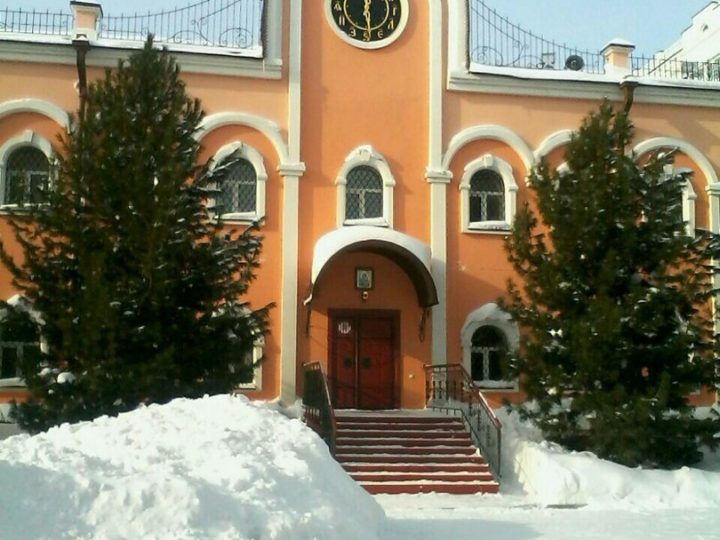 Приглашаем посетить святые места Томска