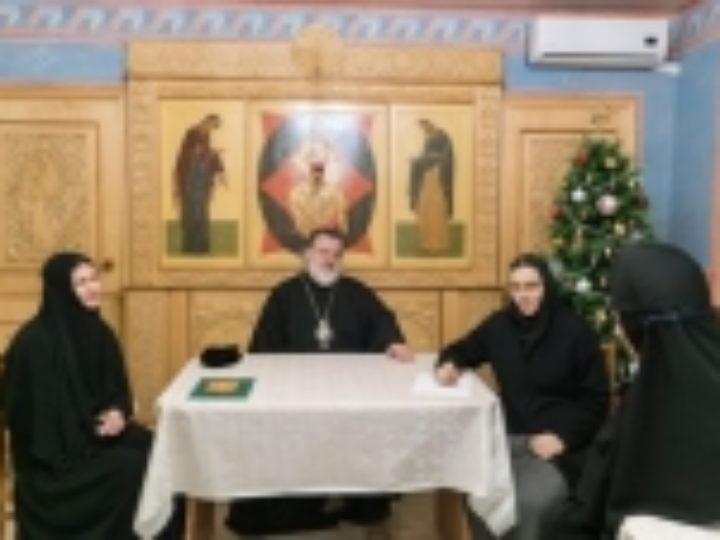 Члены коллегии Синодального отдела по монастырям и монашеству посетили монастыри Воронежской епархии