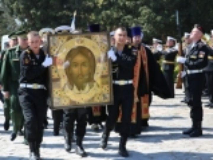 Иконы главного храма Вооруженных сил будут принесены в более 300 соединений и воинских частей до празднования 75-летия Великой Победы