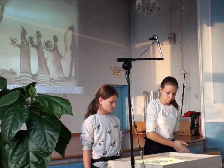 В Новокузнецком психоневрологическом интернате состоялся песочный спектакль