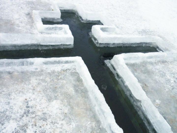 Информация для участников крещенских купаний