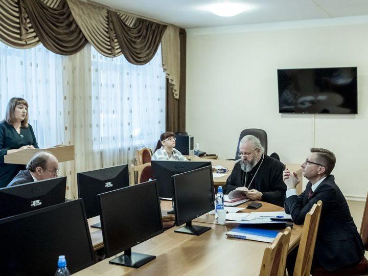 Студенты кафедры теологии и религиоведения КемГИК сдали государственный экзамен