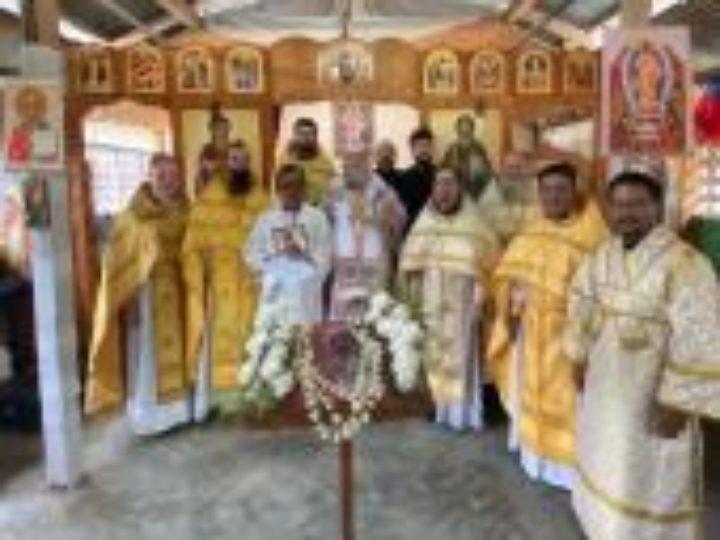 Митрополит Манильский и Ханойский Павел рукоположил нового клирика Филиппинско-Вьетнамской епархии