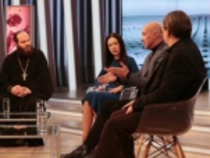 На телеканале «Спас» состоится премьера аналитического ток-шоу «Реакция»