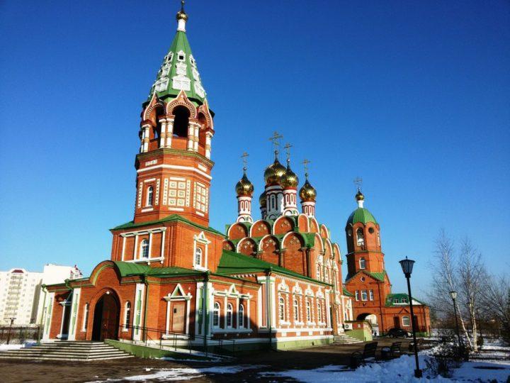 Священнослужители Киселёвска совершили молитвенный объезд города