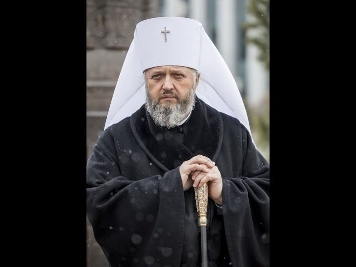 Обращение митрополита Аристарха в преддверии Светлого Христова Воскресения