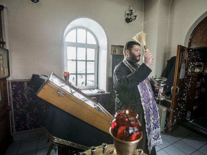 29 марта 2020 г. Молитва об избавлении Кемерова от пандемии коронавируса