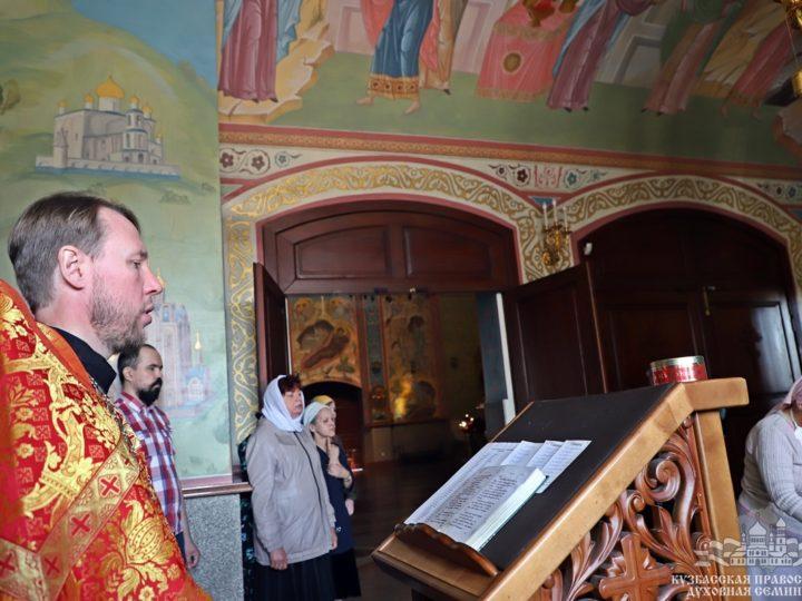 В соборе Рождества Христова Новокузнецка прошла панихида по погибшим шахтёрам
