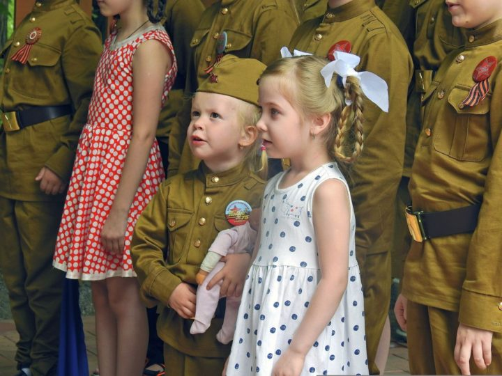 Детский больничный театр «Витаминка» провёл очередной концерт в Кемерове