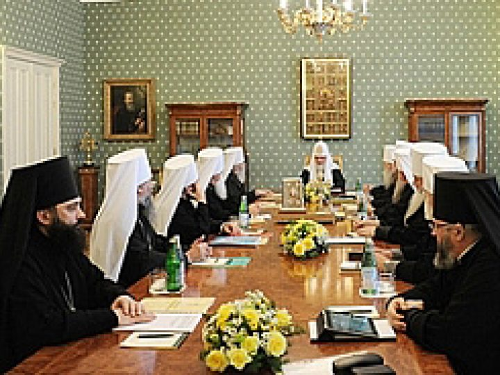Духовный центр на юге России будет служить укреплению единства Церкви — Патриарх Кирилл