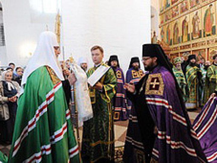 Архимандрит Иннокентий (Ветров) рукоположен во епископа Мариинского и Юргинского