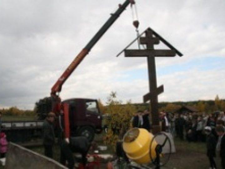 В Прокопьевске прошел ряд праздничных мероприятий, приуроченных к юбилейным датам со дня образования Кузбасса и Кемеровской епархии