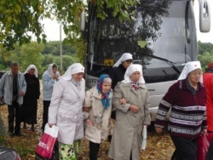 Члены Совета ветеранов из Прокопьевска совершили паломничество по храмам Новокузнецка