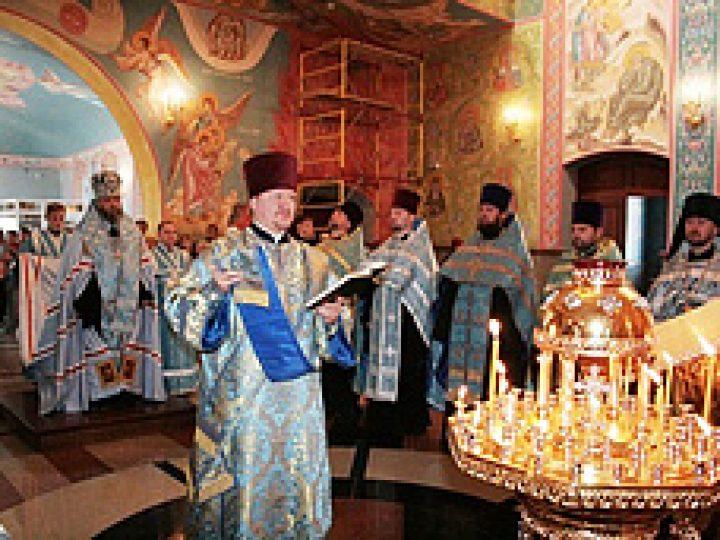 Глава Кузбасской митрополии поздравил студентов Новокузнецкой семинарии с началом учебного года
