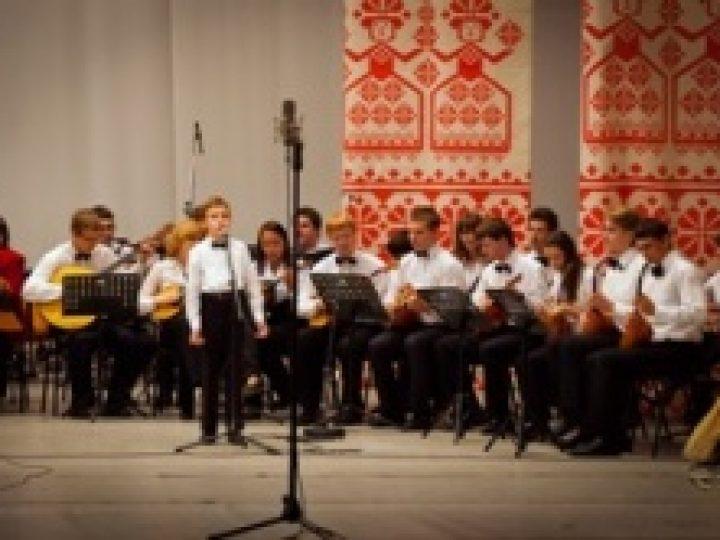 Церковный ансамбль народных инструментов из села Красное стал лауреатом Всероссийского конкурса
