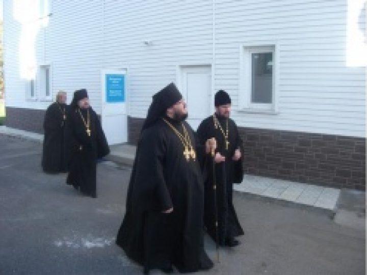 Епископ Мариинский Иннокентий продолжает ознакомительную поездку по вверенной епархии