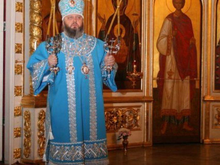 В праздник Введения во храм Пресвятой Богородицы глава Кузбасской митрополии возглавил Литургию в Знаменском соборе