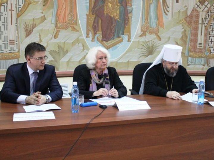 В Кемерове прошел форум «Христианство и славянское культурное наследие», посвященный Дню славянской письменности и культуры