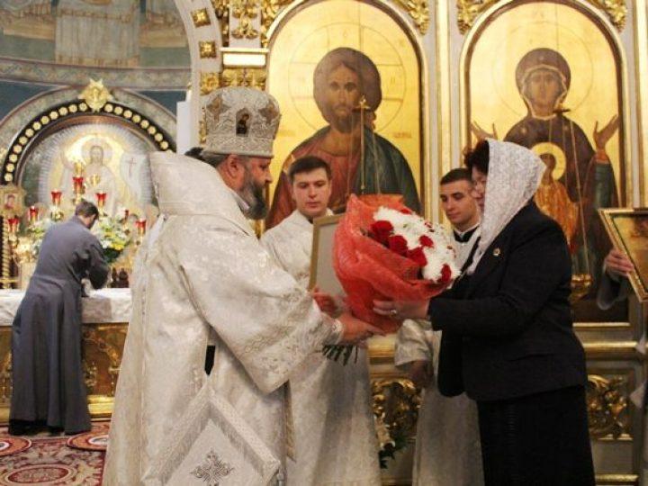 Глава Кузбасской митрополии отметил 7-ю годовщину со дня архиерейской хиротонии