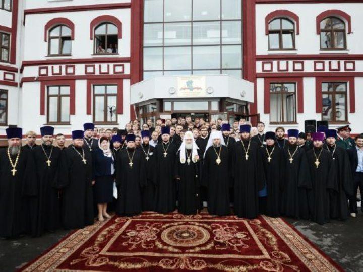 Состоялся Первосвятительский визит Святейшего Патриарха Кирилла в Кузбасскую митрополию