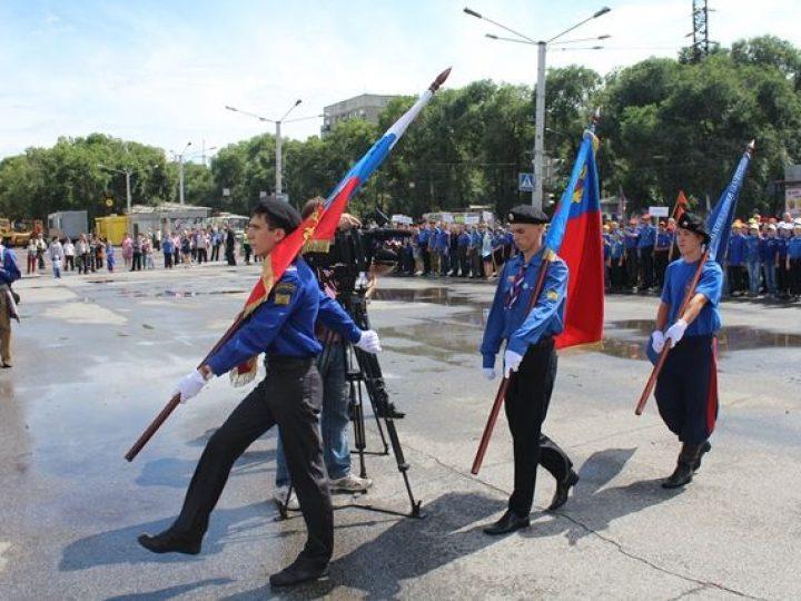 В Новокузнецке открылся Международный скаутский слет Братства православных следопытов