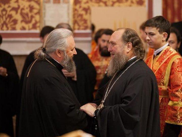 Глава Кузбасской митрополии посетил республику Казахстан