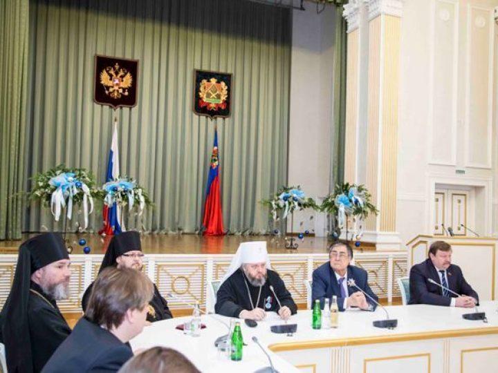 В Кемерове прошел ежегодный Губернаторский Рождественский прием
