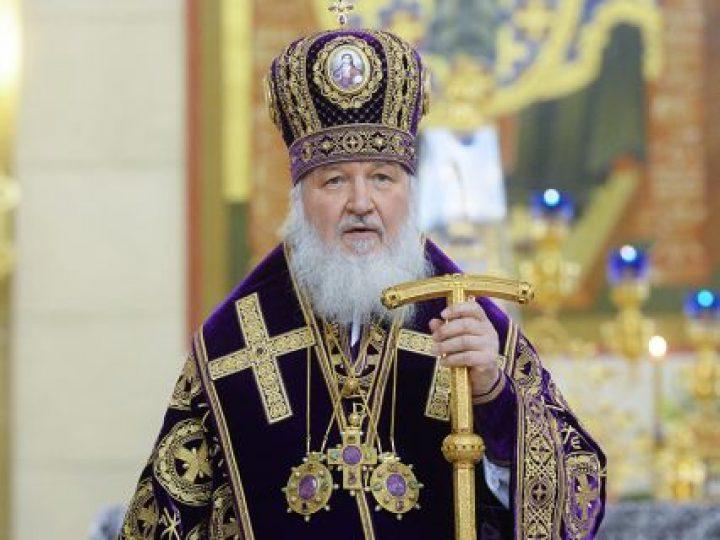 Соболезнования Святейшего Патриарха Кирилла родным и близким В. Г. Распутина