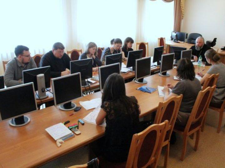 Глава Кузбасской митрополии прочитал лекцию студентам КемГУКИ