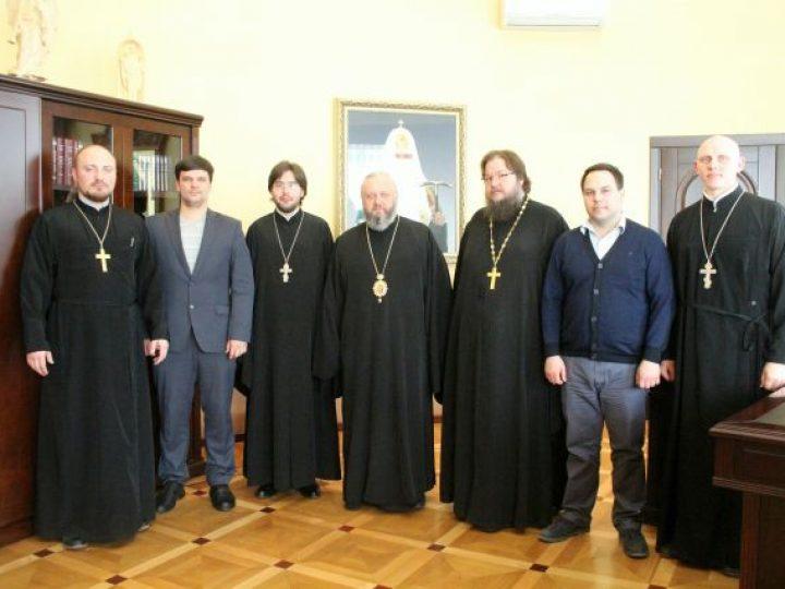 Представители Учебного комитета Русской Православной Церкви совершили инспекционную поездку в Кузбасскую митрополию