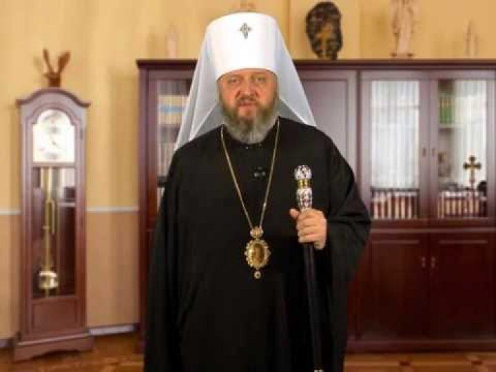 Обращение митрополита Аристарха к кузбасовцам о Чистом Четверге