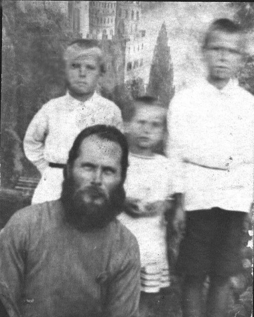 Священно— мученик Михаил Березин