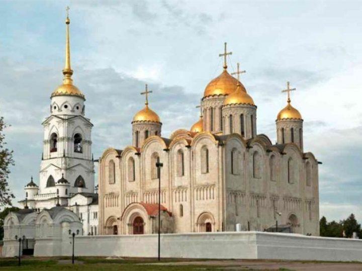 Митрополит Аристарх принял участие в торжествах по случаю 1000-летия со дня преставления крестителя Руси, прошедших во Владимире