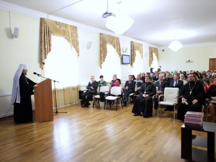 В Кемерове прошли IV Историко-краеведческие чтения «Православное краеведение на земле Кузнецкой»